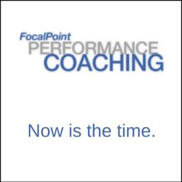 Personal Performance Coaching