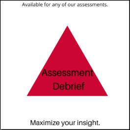 Assessment Debrief